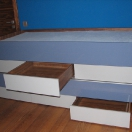 Redwood egyedi bútor: hálószoba12