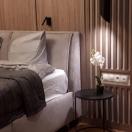 Redwood egyedi bútor: hálószoba1