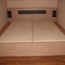 Redwood egyedi bútor: hálószoba